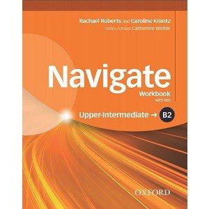 Navigate Upper-Intermediate B2 Workbook with key