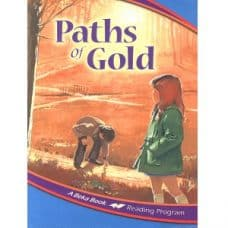 Paths of Gold - Abeka Grade 2e Reading Program