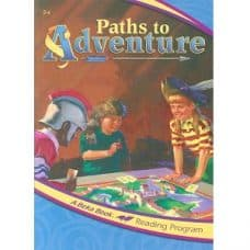 Paths to Adventure - Abeka Grade 3a Reading Program