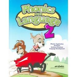 Phonics and Language 2 Abeka