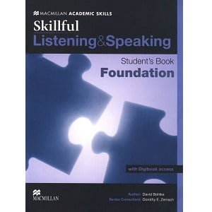 Skillful Foundation Listening and Speaking Students Book