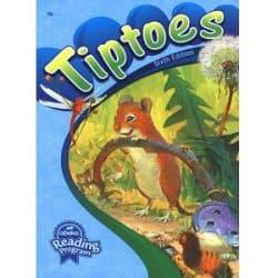 Tiptoes - Abeka Grade 1b Sixth