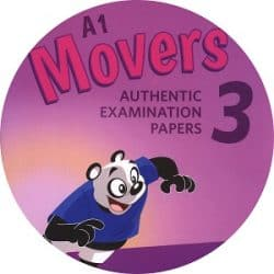 Cambridge English A1 Movers 3 Class Audio CD 2019