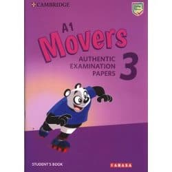 Cambridge English A1 Movers 3 Student's Book 2019