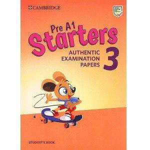 Cambridge English Starters 3 Student Book 2019