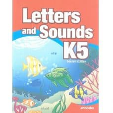 [E-book] Letters and Sounds - Abeka K5 Second Edition