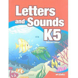 Letters and Sounds K5 2nd Edition