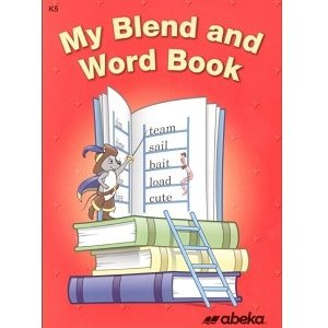 My Blend and Word Book