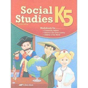 Social Studies - Abeka K5