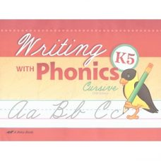 [E-book] Writing with Phonics - Abeka K5