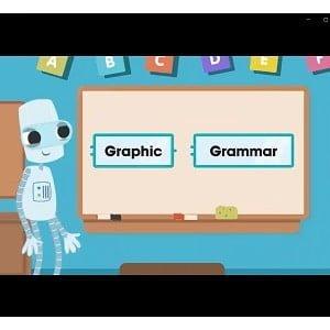Academy Stars 1 All Graphic Grammar Videos