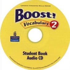 Boost! 2 Vocabulary Audio CD