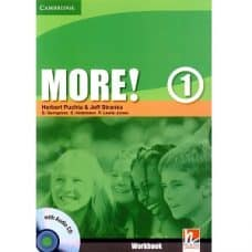 More! 1 Workbook