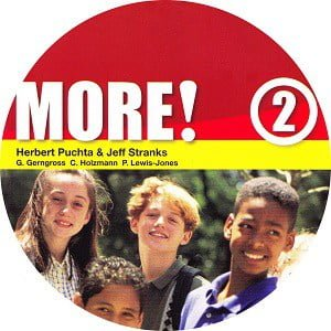 More! 2 Class Audio CD