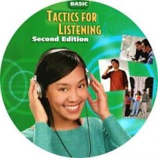 Tactics for Listening 2nd Edition Basic Audio CD 2