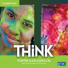 Think Starter A1 Workbook Audio CD