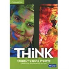 Think Starter A1 Student's Book