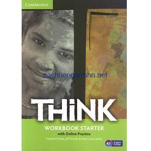 Think Starter A1 Workbook