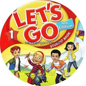 Let's Go 4th Edition 1 Class Audio CD