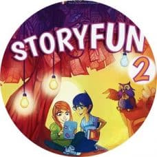 Storyfun 2 Class Audio CD 2nd Edition