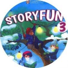 Storyfun 3 Class Audio CD 2nd Edition