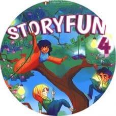 Storyfun 4 Class Audio CD 2nd Edition