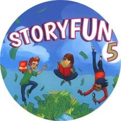 Storyfun 5 Class Audio CD 2nd Edition
