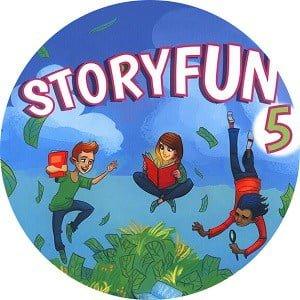 Storyfun 5 Class Audio CD 2nd Edition