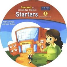 Succeed in Cambridge English Starters 8 Test 2018 Audio CD