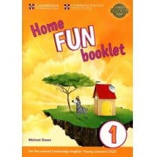 Home Fun Booklet 1
