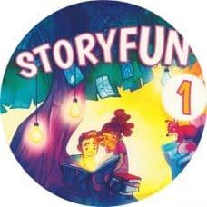 Storyfun 1 Class Audio CD 2nd Edition