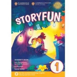 Storyfun 1 Student's Book 2nd Edition