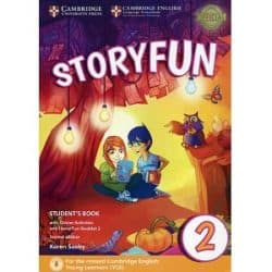 Storyfun 2 Student's Book 2nd Edition