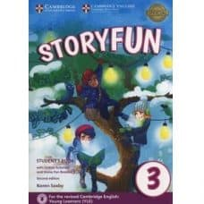 Storyfun 3 Student's Book 2nd Edition