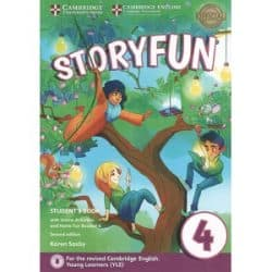Storyfun 4 Student's Book 2nd Edition