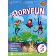 Storyfun 5 Student's Book 2nd Edition