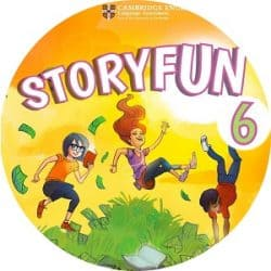 Storyfun 6 Class Audio CD