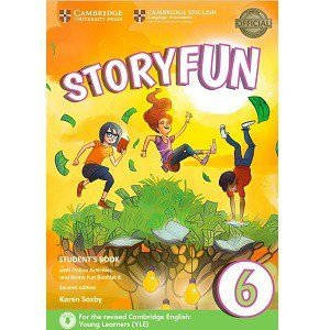 Storyfun 6 Student's Book 2nd Edition