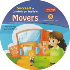 Succeed in Cambridge English Movers 2018 Audio CD