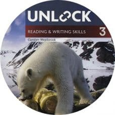 Unlock 3 Reading and Writing Class Audio CD
