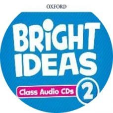 Bright Ideas 2 Class Audio CD