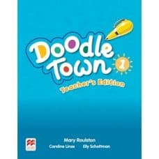Doodle Town 1 Teacher's Edition