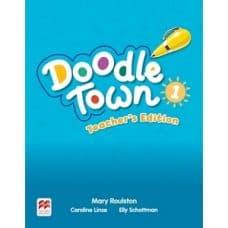Doodle Town 1 Teacher's Edition