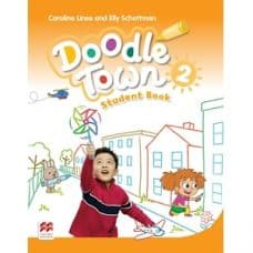 Doodle Town 2 Student Book