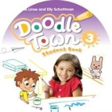 Doodle Town 3 Class Audio CD