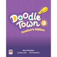 Doodle Town 3 Teacher's Edition