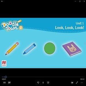 Doodle Town Level 1 Video Clip