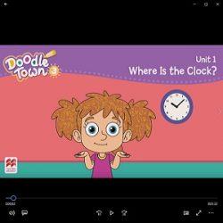Doodle Town 3 Video Clip