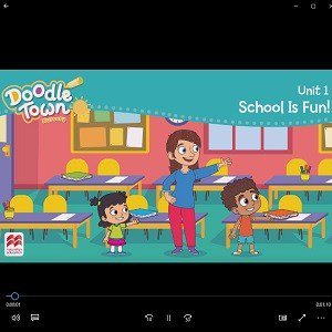Doodle Town Nursery Video Clip