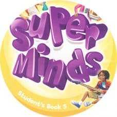Super Minds 5 Audio CD 1